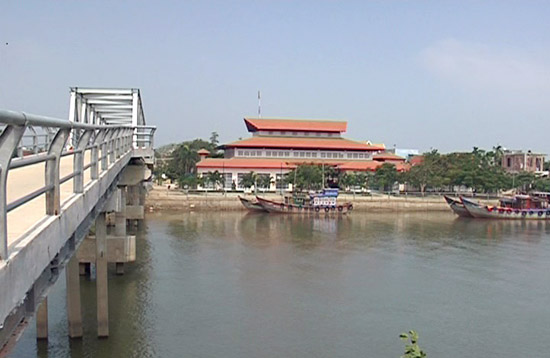 CONSTRUCTION SUPERVISION OF BINH DUONG BRIDGE