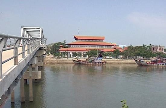 CONSTRUCTION SUPERVISION OF BINH DUONG BRIDGE